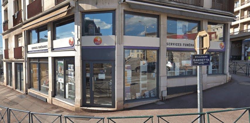 Photographie Pompes Funèbres Générales Limoges