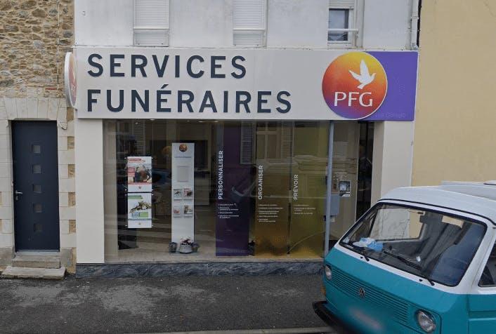 Photographie Pompes Funèbres Générales de Savenay