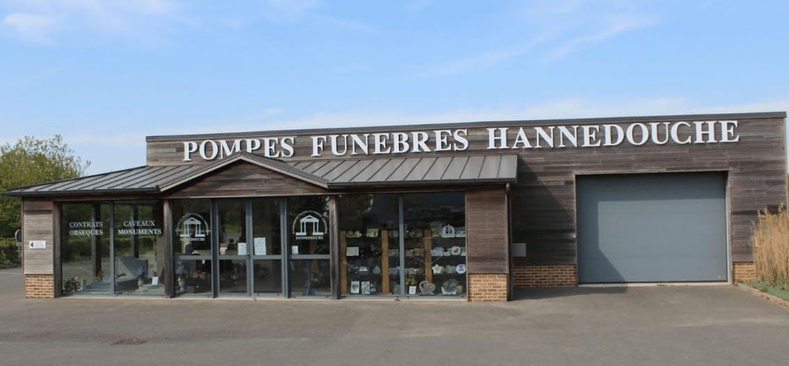 Photographie de la Pompes Funèbres Hannedouche de la ville de Saint-Valery-sur-Somme