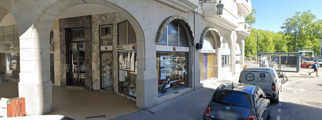 Photographie Pompes Funèbres Générales à Annecy
