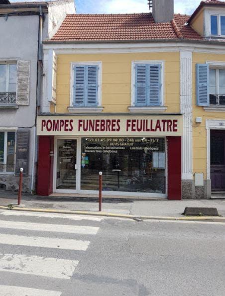 Photographie Pompes Funebres Feuillatre Montfermeil