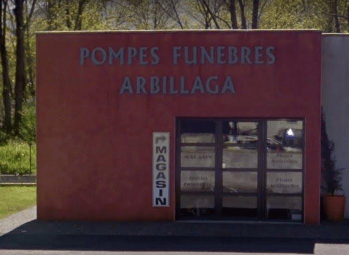 Photographie Pompes Funèbres ARBILLAGA d'Arudy