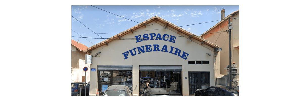 Photographie de la Pompes Funèbres Espace Funéraire à Marseille