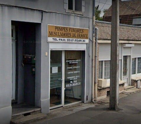 Pompes Funèbres Musulmanes de France à Hénin-Beaumont