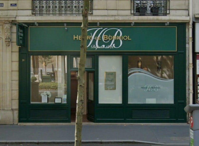 Photographies des Pompes Funèbres Henri de Borniol à Neuilly-sur-Seine