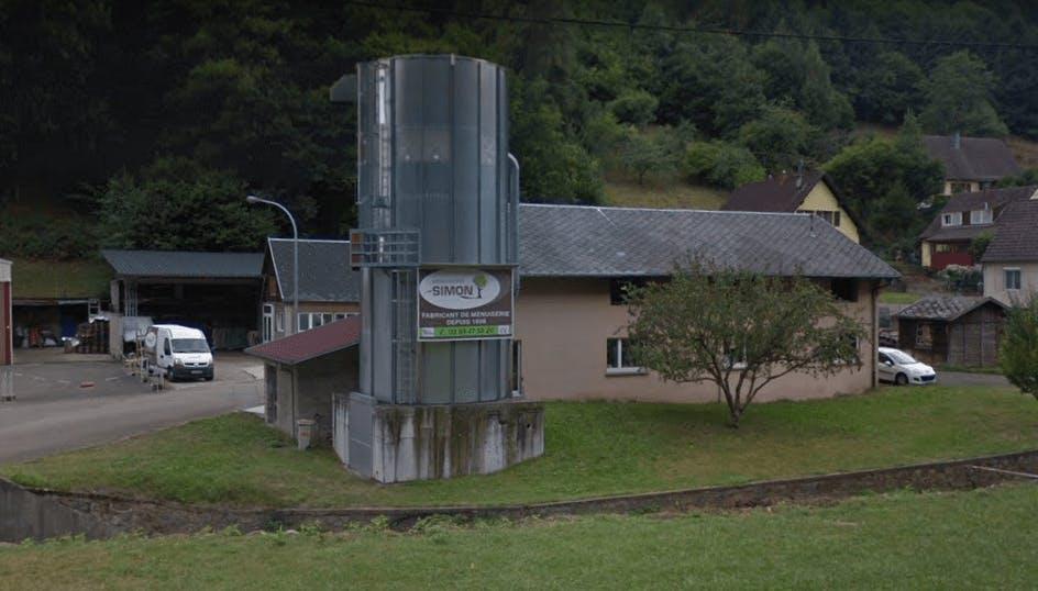 Photographie de la Pompes funèbres et Menuiserie Simon à Fréland