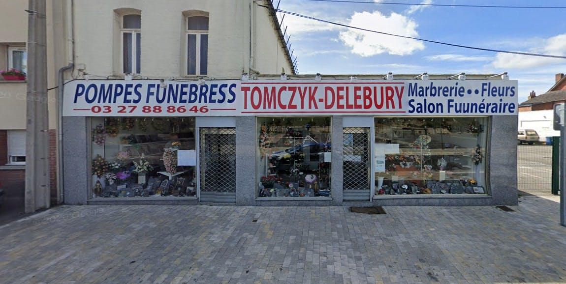 Photographies des Pompes Funèbres Tomczyk Delebury Flers-en-Escrebieux