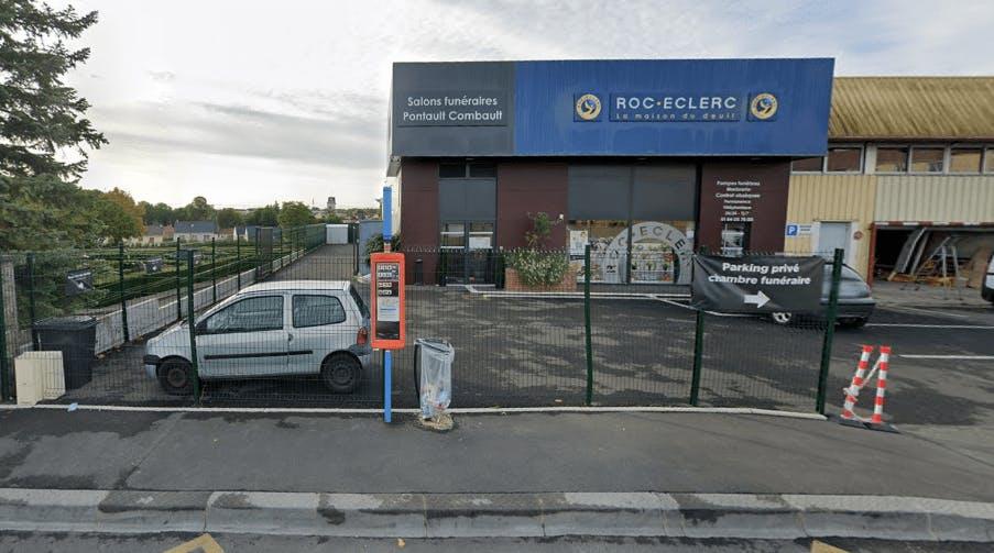 Photographie de la Pompes Funèbres ROC ECLERC à Pontault-Combault