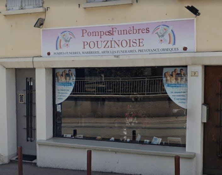 Photographie Pompes Funèbres Pouzinoise du Pouzin