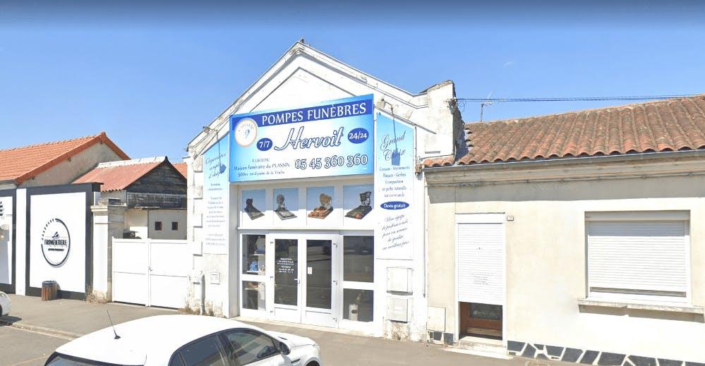 Photographie La Maison des Obsèques - Pompes Funèbres Hervoit de Cognac