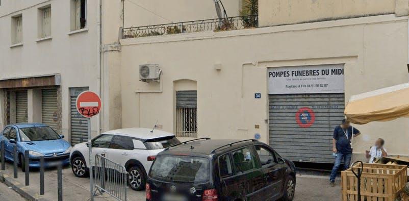 Photographie de la Pompes Funèbres Du Midi  à Marseille