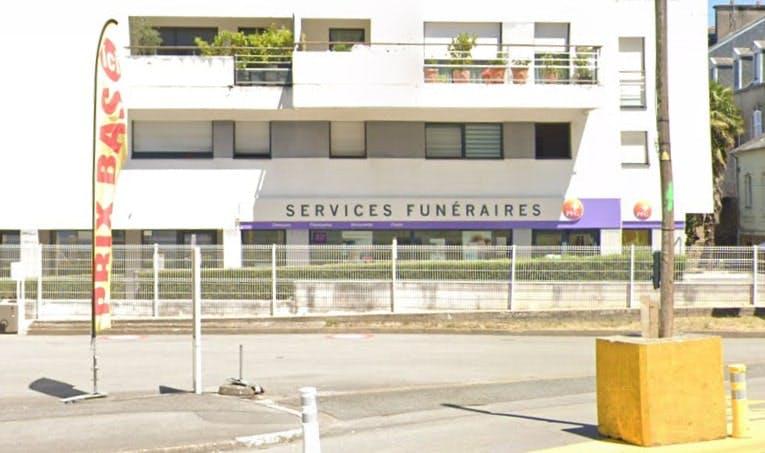 Photographies des Pompes Funèbres Générales à Vannes
