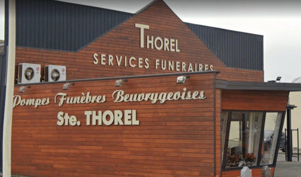 Photographie de la Pompes Funèbres Michel Thorel de la ville de Beuvry