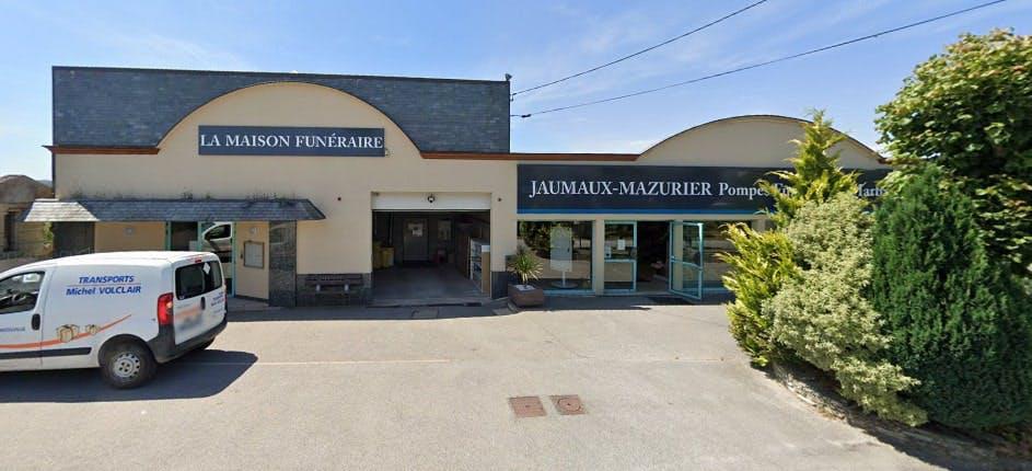 Photographie Pompes Funèbres et Marbrerie Jaumaux-Mazurier de Tourlaville