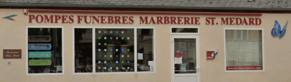 Photographie de la Pompes Funèbres MARBRERIE ST MEDARD - Le Choix Funéraire de Guise
