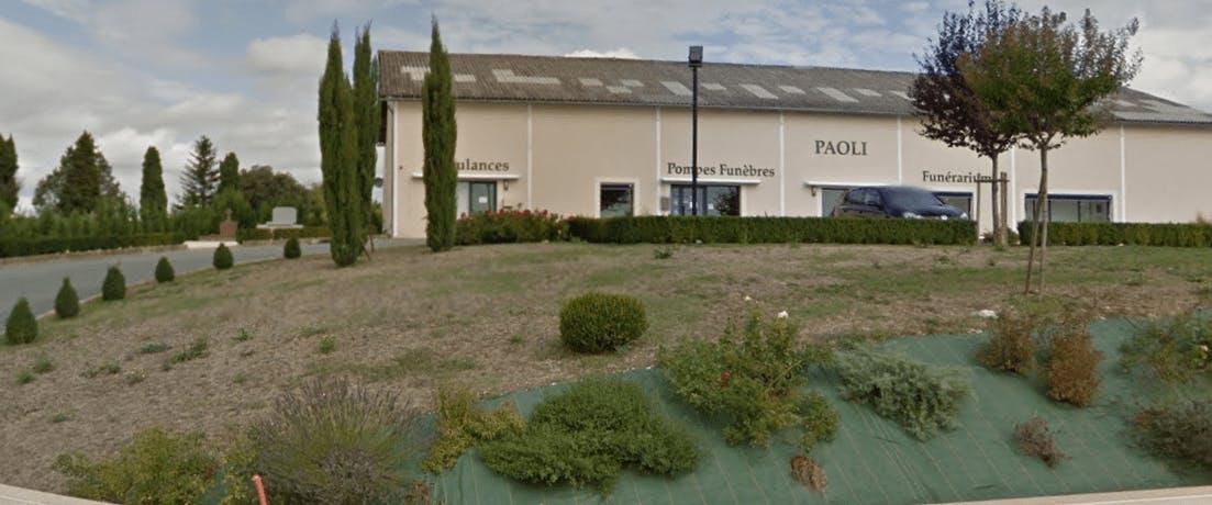 Photographie Pompes Funèbres PAOLI de Belvès