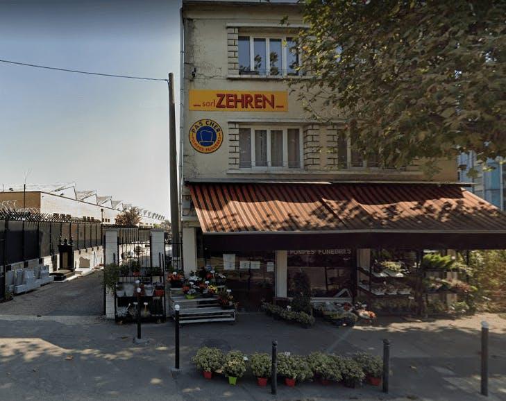 Photographie Marbrerie Zehren (64 Rue du Général Malleret Joinville) Choisy-le-Roi