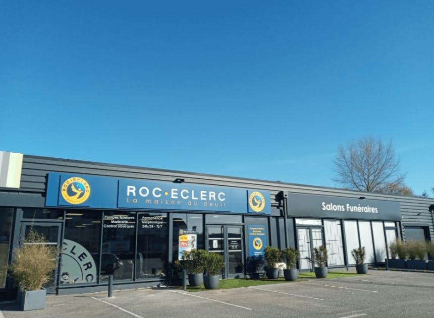 Photographie Pompes Funèbres Roc-Eclerc de Cherbourg