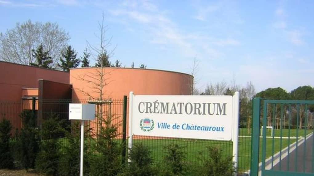 crematorium de chateauroux