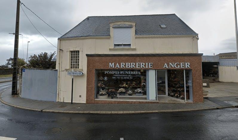 Photographie Pompes Funèbres et Marbrerie Anger Cherbourg-Octeville