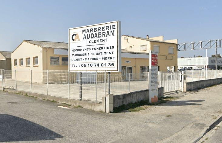 Photographie de la Marbrerie Audabram Clement à Carcassonne