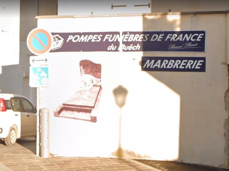 Photographie Pompes Funèbres de France du Buech de Veynes