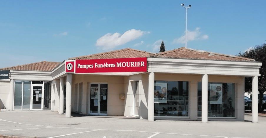 Photographie de la Pompes Funèbres Mourier de la ville de Chabeuil
