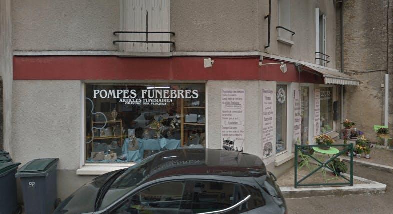 Photographie Pompes Funèbres Mérigot de Nieul