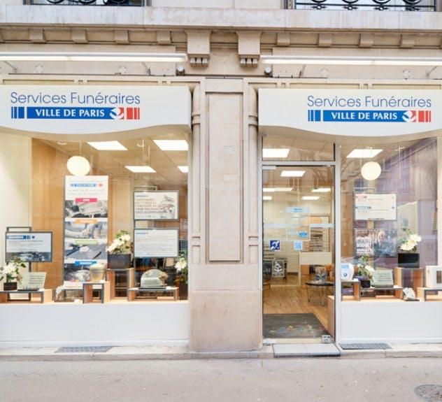 Photographies Des Services Funéraire de la Ville de Paris