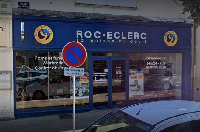Photographies des Pompes Funèbres Roc'Eclerc à Autun