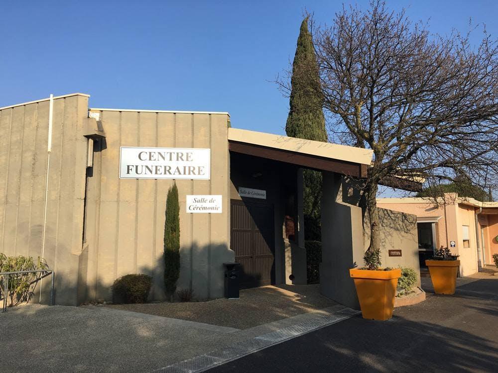 Photographies Du Service Funéraire Municipal à Orange