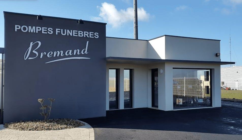 Photographie Pompes Funèbres BREMAND de Nalliers