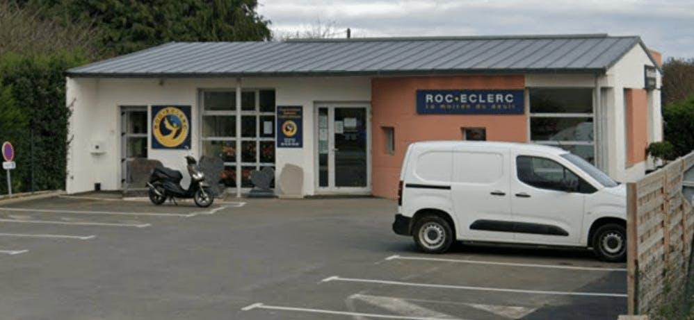 Photographie de la Pompes Funèbres ROC ECLERC à Quévert