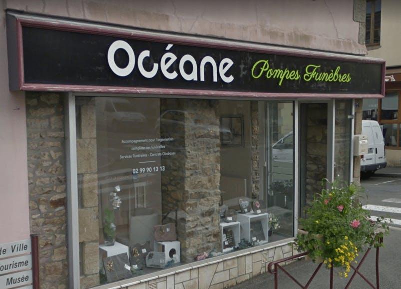 Photographie Pompes Funèbres Océane de La Roche-Bernard