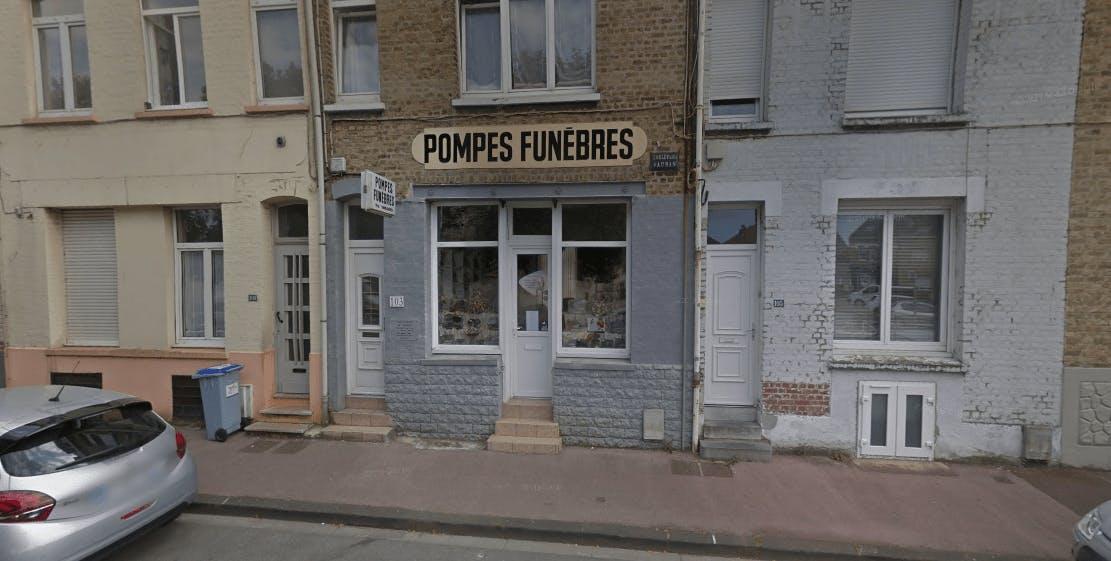 Photographie Pompes Funèbres Vanlaeres Yves à Dunkerque