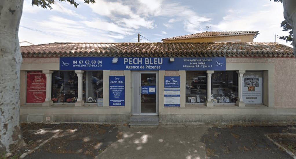Photographie Pompes funèbres Le Pech Bleu de Pézenas