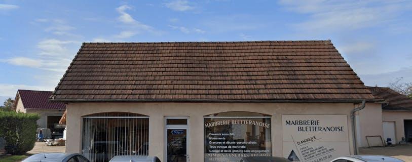 Photographie de la Pompes funèbres Regard de la ville de Villevieux