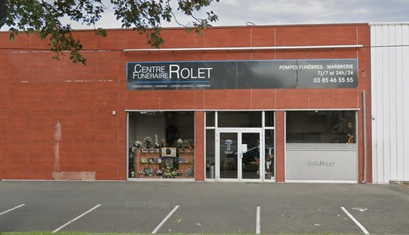 Photographie Centre Funéraire Rolet Chalon-sur-Saône
