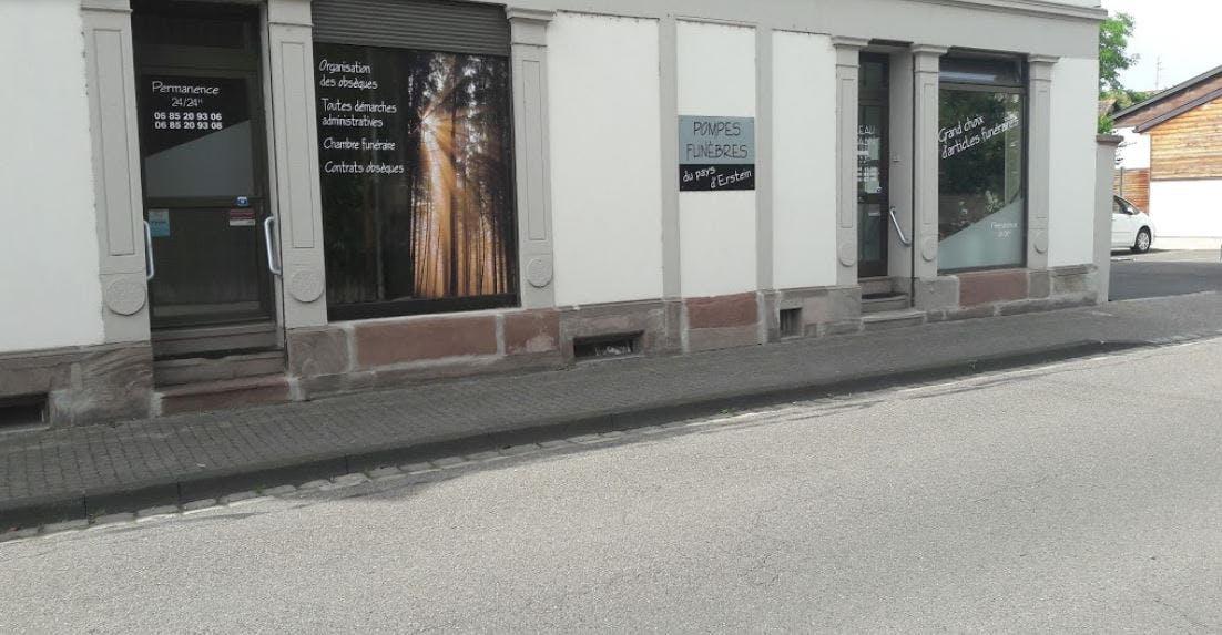 Photographie Pompes Funèbres du Pays d'Erstein Erstein
