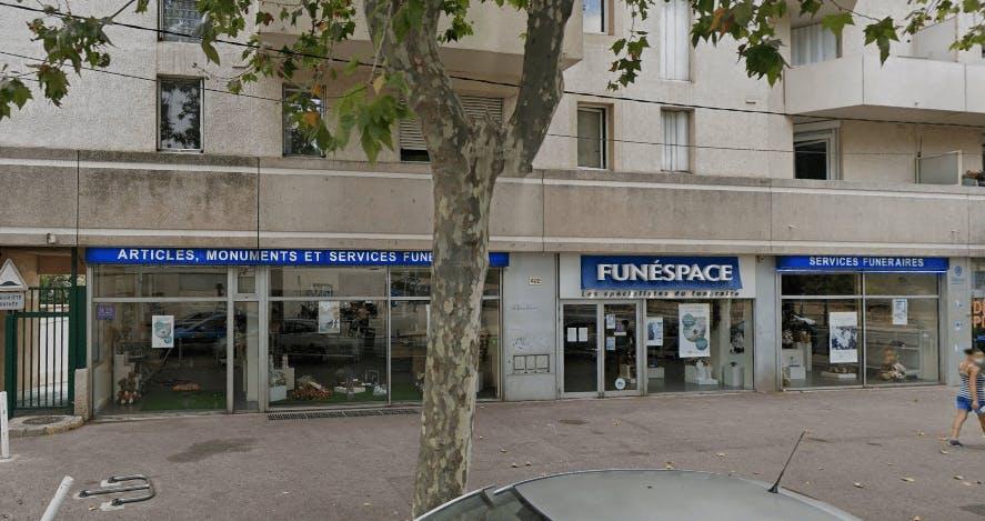 Photographie Funespace à Toulon