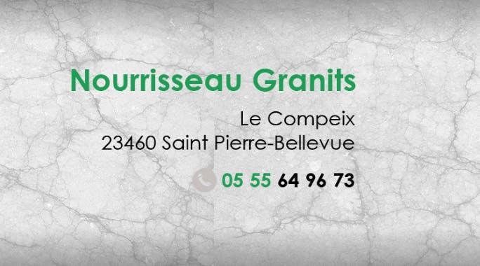 Photographie de la Nourrisseau Granits de la ville de Saint-Pierre-Bellevue