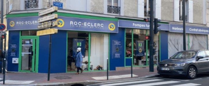 Photographie Pompes Funèbres Roc-Eclerc d'Asnières-sur-Seine