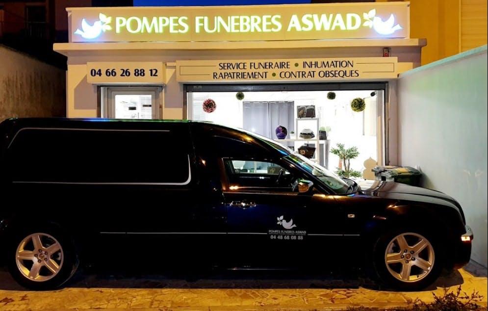 Photographie de Pompes Funèbres Musulmanes - Al Aswad à Nîmes