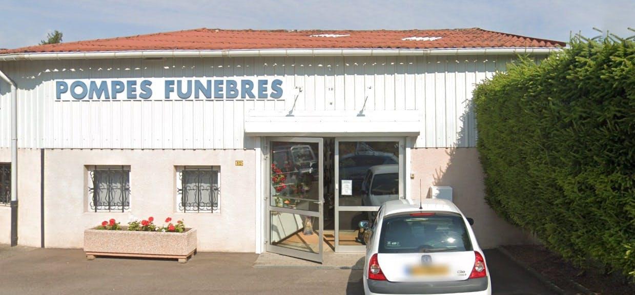Photographies des Pompes Funèbres Boulageoise Marbrerie Schaeffer à Boulay-Moselle
