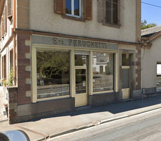 Photographie de la Marbrerie PERUCHETTI à Guebwiller