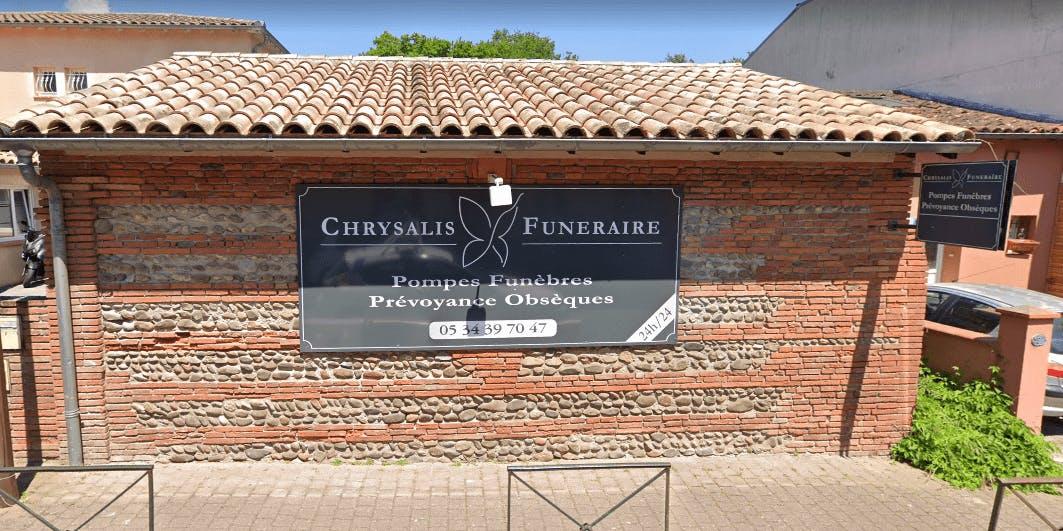 Photographie Pompes Funèbres Chrysalis Funéraire de Pibrac