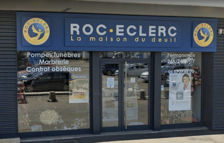 Photographie Pompes Funèbres Roc Eclerc de Lormont