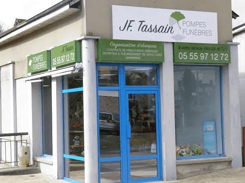 Photographie de Pompes Funèbres JF Tassain sur Uzerche