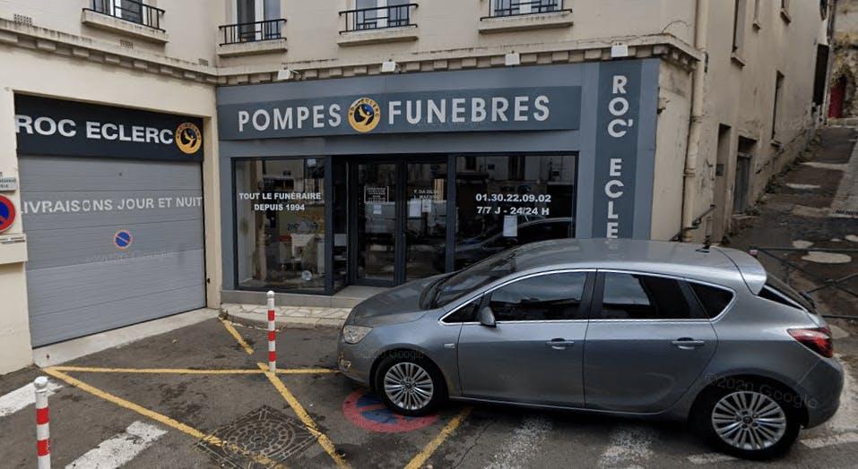 Photographie Pompes Funèbres Roc-Eclerc de Meulan-en-Yvelines