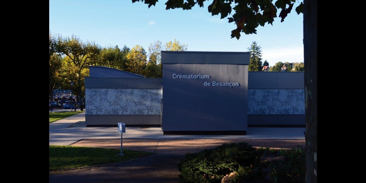 crematorium de besancon